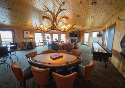 King Lodge Entertainment Area