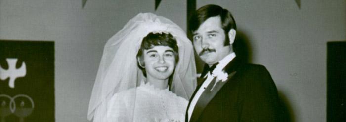 Paul and Cheryl's Wedding