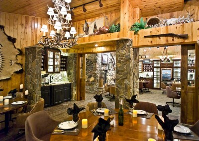 Main Lodge Dining