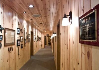 Main Lodge Hallway