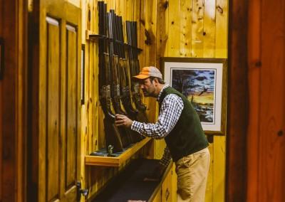 Gun room pic