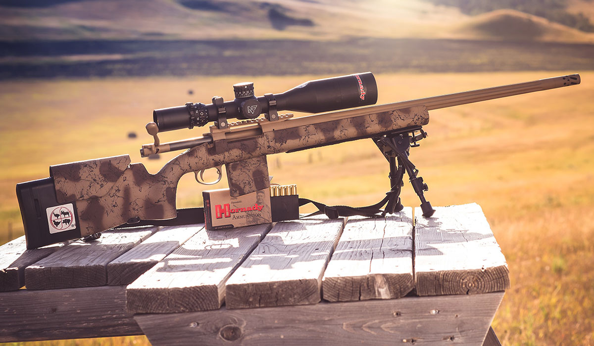 H-S HTR - Our Heavy Tactical Rifle