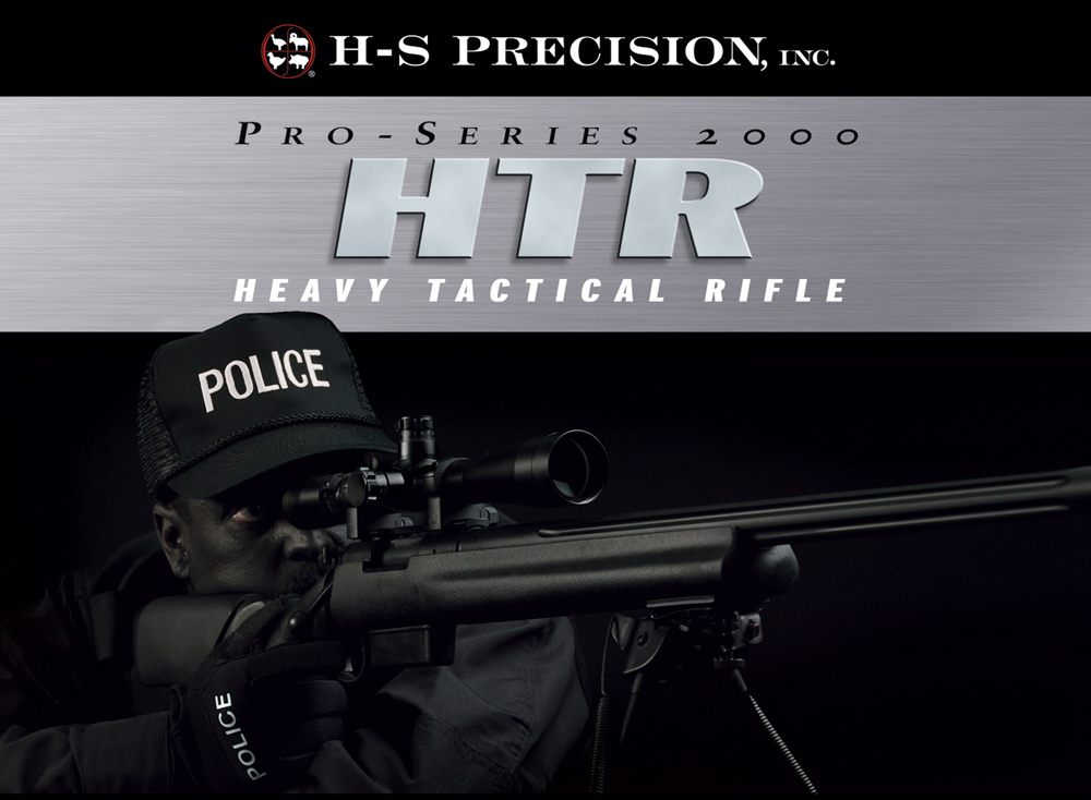 H-S Precision Tactical Heavy Target Rifle
