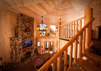 King Lodge Main room