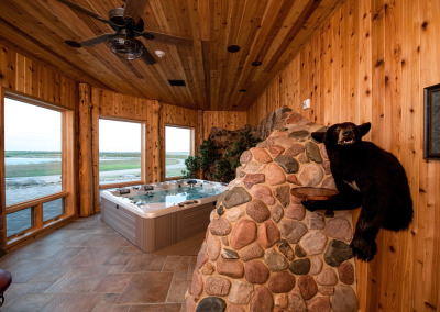 King Lodge Jacuzzi