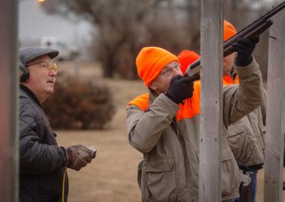 Expert Shooting Instruction
