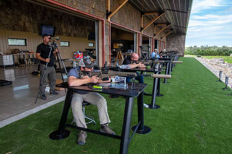 The Range at PNF offers the rush of a lifetime - extreme Long-Range Shooting